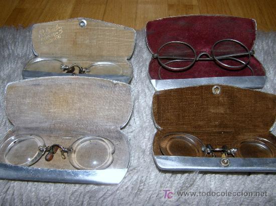 Vintage: GAFAS FINALES DEL S. XIX Y PRINCIPIOS DEL XX - Foto 2 - 30574427