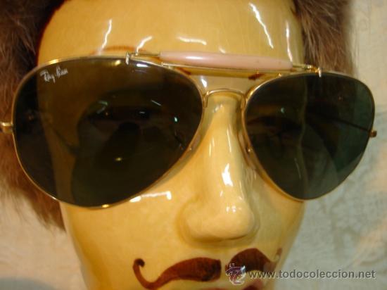 Vintage: GAFAS DE SOL RAYBAN ORIGINALES DE LOS AÑOS 80 - Foto 2 - 11690885