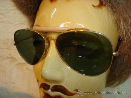 Vintage: GAFAS DE SOL RAYBAN ORIGINALES DE LOS AÑOS 80 - Foto 3 - 11690885