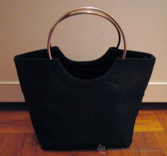 negro bolso asa de color pequeño meta Comprar mujer HIUWzA