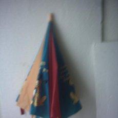 Vintage: PARAGUAS INFANTIL WALT DISNEY MIKY Y PLUTO. Lote 27463504