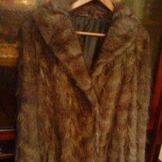 Vintage: CHAQUETÓN DE PIEL. Lote 27155132