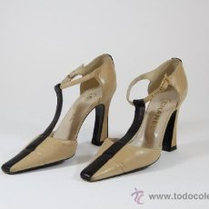 Vintage: ZAPATOS MUJER CHANEL. Lote 22841880