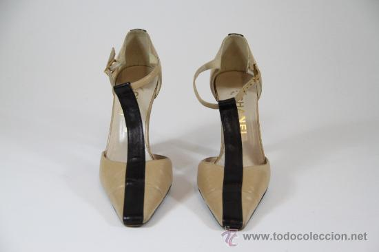 Vintage: Zapatos mujer CHANEL - Foto 2 - 22841880