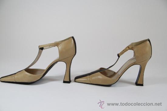Vintage: Zapatos mujer CHANEL - Foto 3 - 22841880