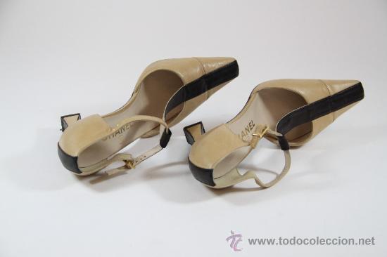 Vintage: Zapatos mujer CHANEL - Foto 4 - 22841880