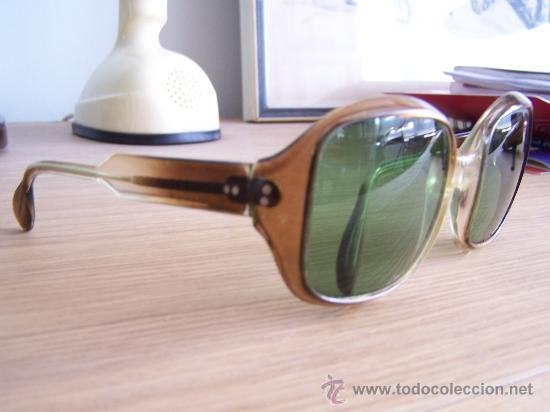 Vintage: Gafas de sol vintage años 60s originales - Foto 3 - 25807836