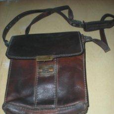 Vintage: BOLSO CUERO. Lote 26294454