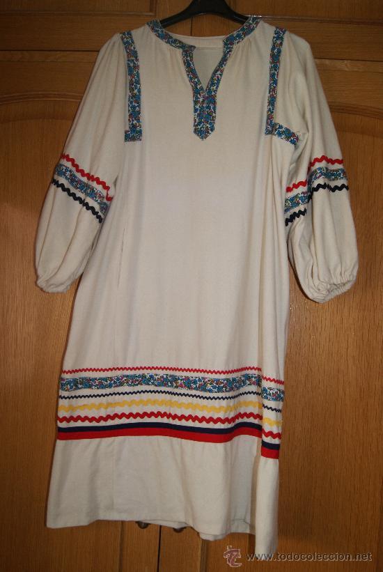 Vestido de los 60 70