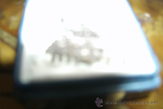 Vintage: ORIGINAL Y ELEGANTE PIN DE PLATA CON VISTAS DE SALAMANCA,CATEDRAL Y PUENTE ROMANO - Foto 11 - 32157521