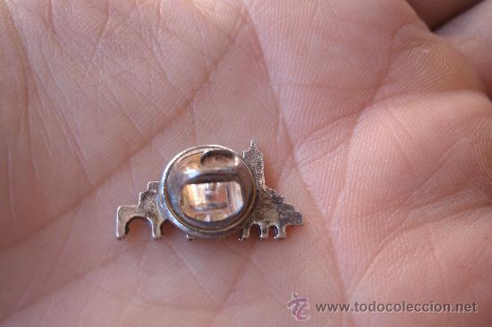 Vintage: ORIGINAL Y ELEGANTE PIN DE PLATA CON VISTAS DE SALAMANCA,CATEDRAL Y PUENTE ROMANO - Foto 5 - 32157521