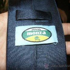Vintage: CORBATA ORIGINAL DE MONZA. Lote 29760384