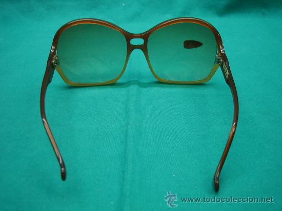 Vintage: Gafas de sol años 50/60 marca FRAN OPTIK. Ancho frontal 14 cm - Foto 2 - 29862326