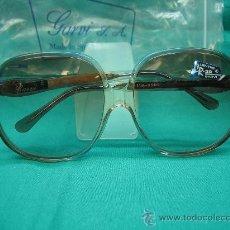 Vintage: GAFAS DE SOL AÑOS 50/60 MARCA GARVI MOD 101-9906. ANCHURA FRONTAL 14 CM. Lote 29862367