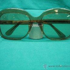 Vintage: GAFAS DE SOL AÑOS 50/60 MARCA BERMEJO MOD IRIS. ANCHO FRONTAL 16 CM. Lote 29862763