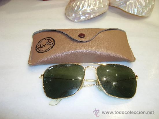 gafas ray ban aviator antiguas