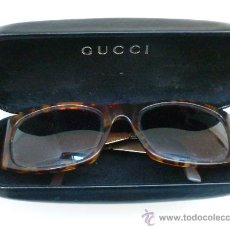 Vintage: GUCCI GAFAS DE SOL. Lote 30551097