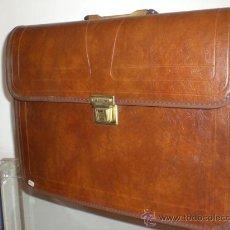Vintage: BONITA MALETA MALETIN CARTERA ORIGINAL AÑOS 70. A ESTRENAR.. Lote 30841250