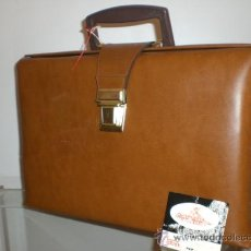 Vintage: BONITA MALETA MALETIN CARTERA ORIGINAL AÑOS 70. A ESTRENAR.. Lote 30841298
