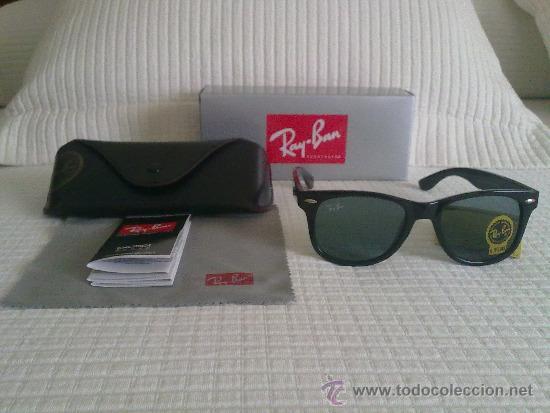 891dc5357d3b6 oferta!! gafas de sol sunglasses ray ban wayf - Sold through Direct ...