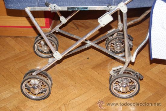 Precioso carrito o cochecito de bebe marca jane comprar for Silla coche nino 9 anos