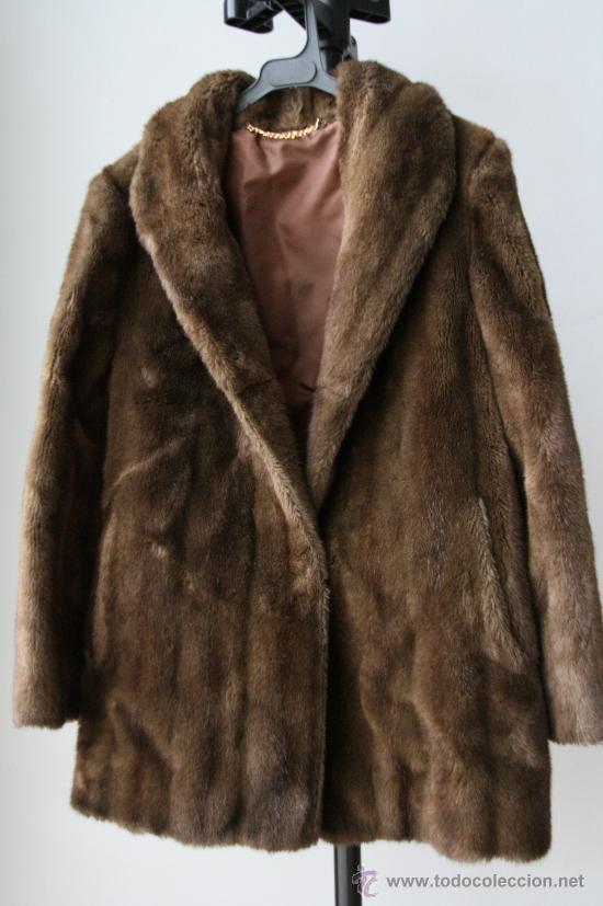 Comprar abrigo pelo mujer