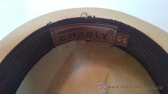 Vintage: SOMBRERO DE CABALLERO -MANUFACTURED CHARLY-TALLA: G-L - Foto 4 - 34567316