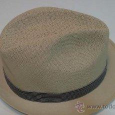 Vintage: SOMBRERO DE CABALLERO -MANUFACTURED CHARLY-TALLA: G-L. Lote 34567316