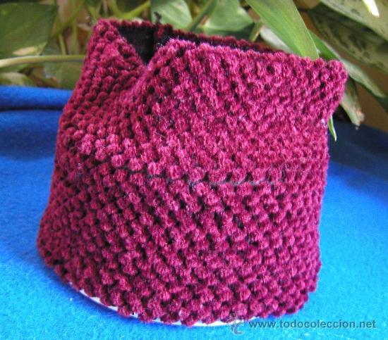 cinta o diadema vintage elstica de mujer para sujetar el cabello en tela aterciopelada color vino - Diademas De Tela