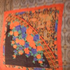 Vintage: PAÑUELO FRANCES, AÑOS 80 ,GRAN TAMAÑO,. Lote 35711577