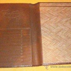 Vintage: VINTAGE, AGENDA TELEFÓNICA SIN USO - PUBLICIDAD CEREGUMIL. Lote 35730633