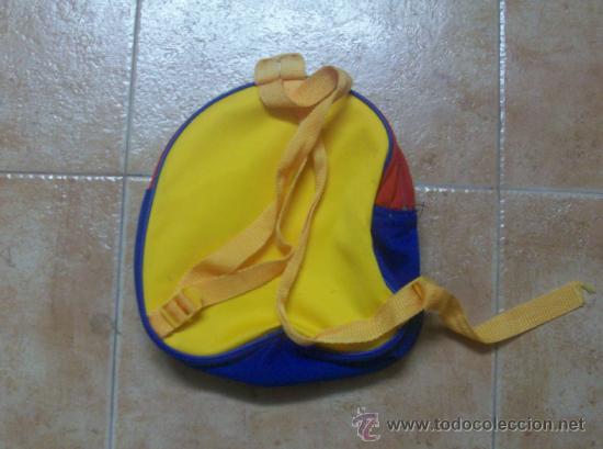 Vintage: mochila niño o niña picachu - Foto 2 - 36883736