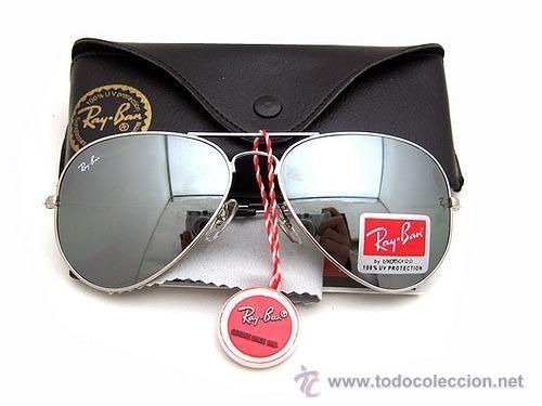 ray ban espejo gafa