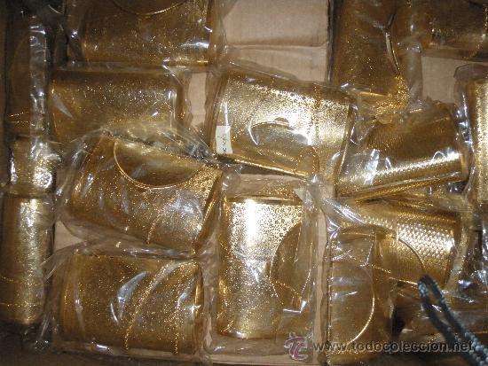 LOTE DE DIEZ UNIDADES IGUALES DE BOLSOS VINTAGE MEDIDAS APROXIMADAS 10.5 X 7 CMS CADA UNO PESO APRO (Vintage - Moda - Complementos)