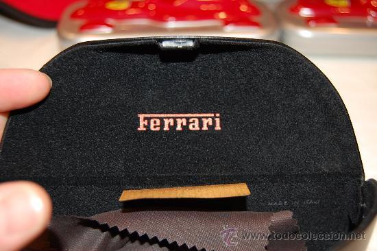 Vintage: Gafas de sol Ferrari. Originales. - Foto 3 - 38685984
