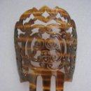 Vintage: ANTIGUA PEINETA DE CELULOIDE. Lote 51918993