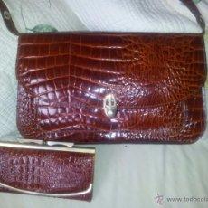 Vintage: BOLSO - VINTAGE-. Lote 39331779