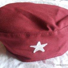 Vintage: GORRA TIPO BOINA, CUBANA. Lote 182137158