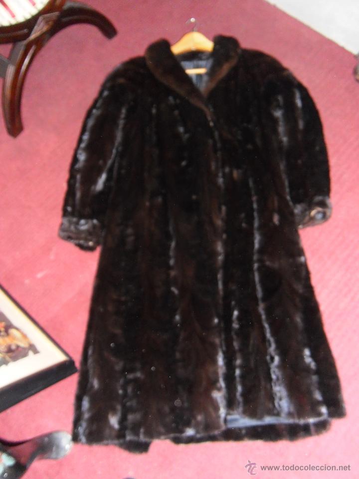 diseño distintivo grande descuento venta en stock Antiguo abrigo corte años 20 vison talla - Vendido en ...