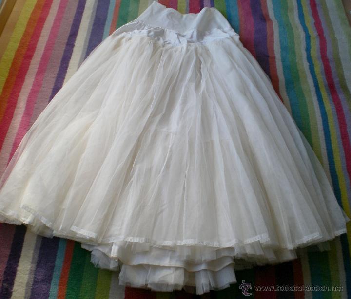 Enaguas para vestidos novia
