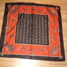 Vintage: ANTIGUO PAÑUELO. PRECIOSO ESTAMPADO. Lote 40666388
