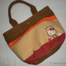 Vintage: BOLSO ASAS # HELLO KITTY - TELA. Lote 41455637