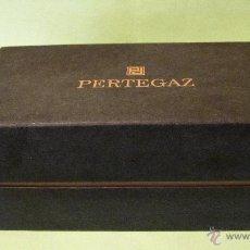 Vintage: ESTUCHE ORIGINAL PERTEGAZ GRANDE PARA RELOJES , GAFAS , BOLIGRAFOS.............. Lote 115226146
