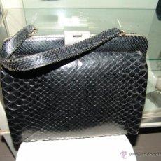 Vintage: PRECIOSO BOLSO DE PIEL.VINTAGE.. Lote 43752203