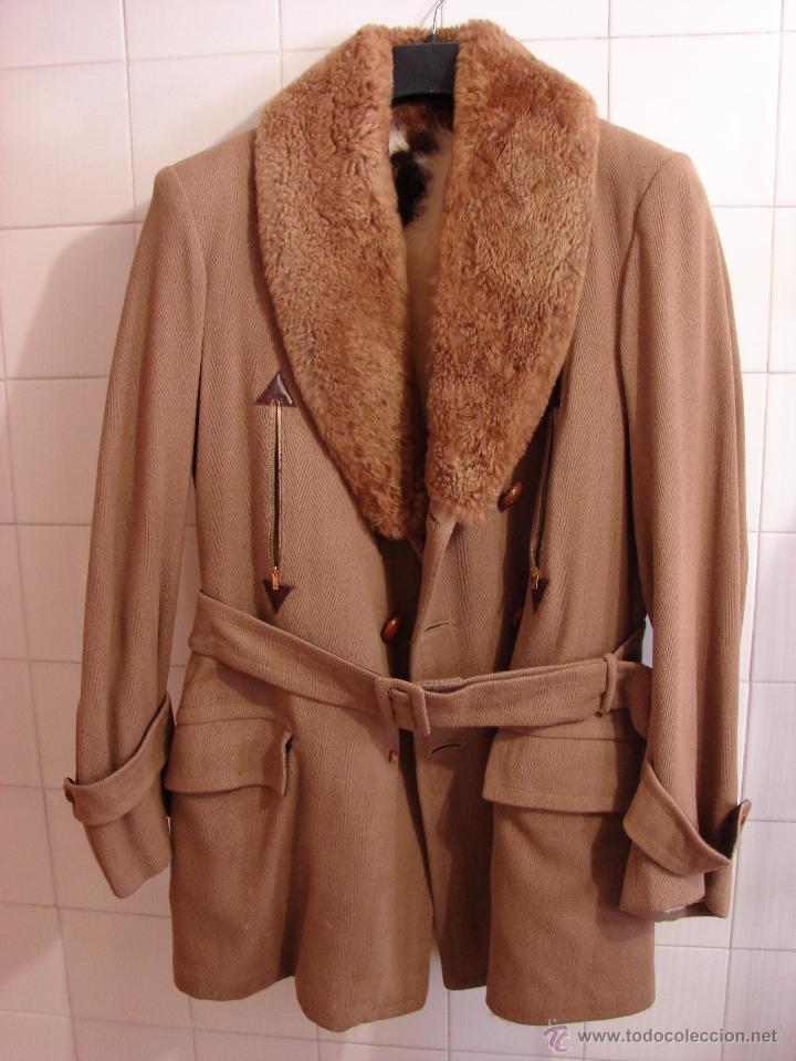 pelliza Comprar 5 caballero abrigo años 40 antigua Moda de AdBpwq