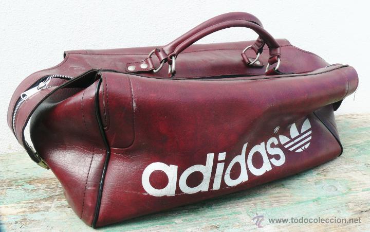 Gran bolso vintage bolsa de deportes original a - Vendido en Venta ... 79d8c53dee428