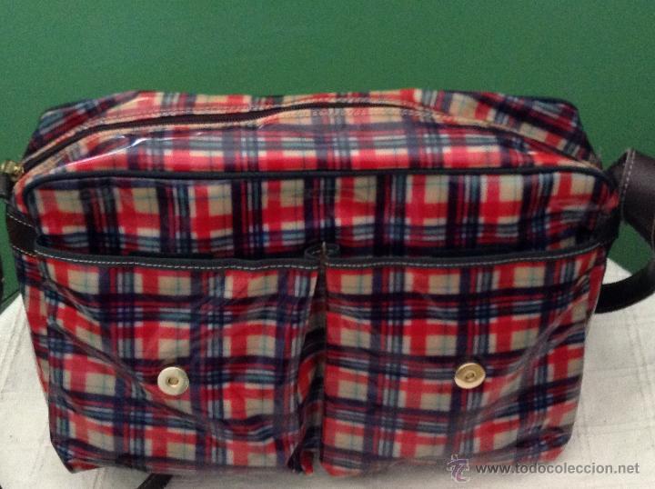 Vintage: Bonito bolso cartera vintage de años 70-80 - Foto 3 - 45193789