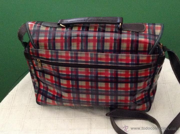 Vintage: Bonito bolso cartera vintage de años 70-80 - Foto 5 - 45193789