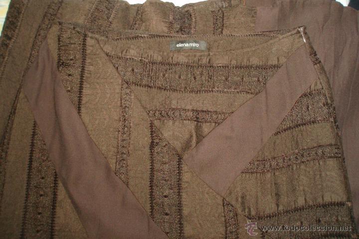 Vintage: falda larga nueva sin estrenar de Elena Miro talla 42 - Foto 2 - 44759015