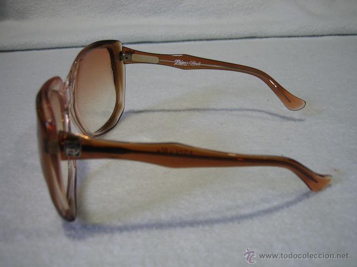 Vintage: ByC.Gafas de sol años 60 de señora. Anchura frontal 14 cm - Foto 2 - 44804024